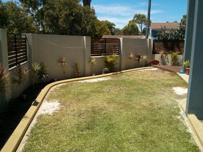 Limestone Garden Edging Garden Ideas